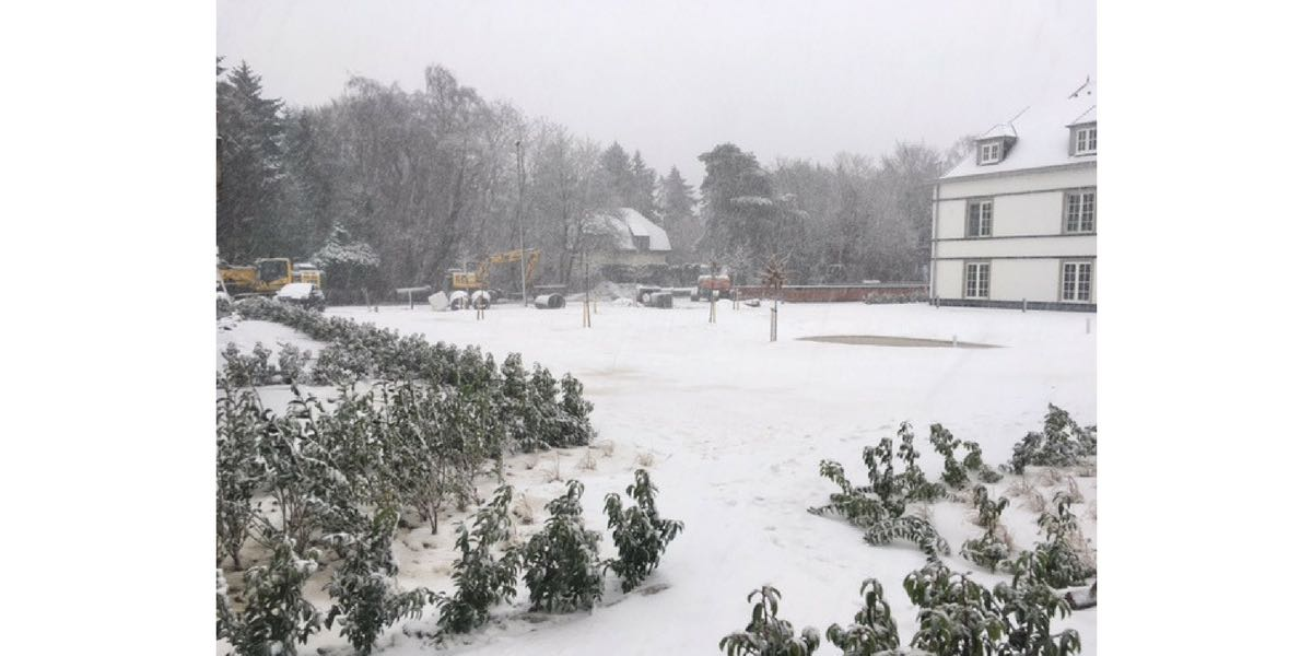 Witte werkdag te Residentie Begoniapark